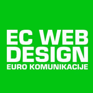 ECweb Design - Euro komunikacije -   Izrada web stranica