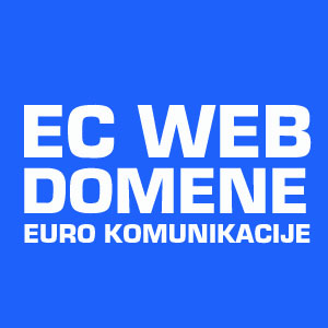 ECweb Domene - Euro   komunikacije