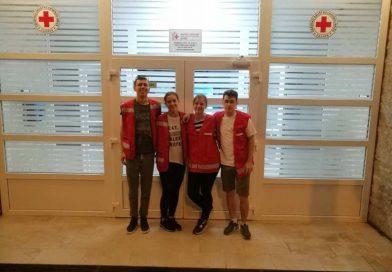 Mlade volonterske snage za županijski interventni tim
